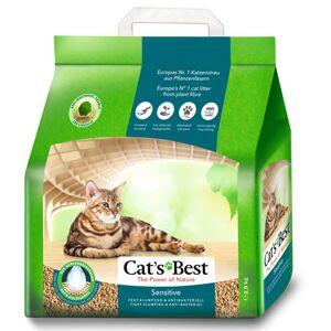 Cat's Best -5% Rabat dla nowych klientówCat's Best Sensitive żwirek zbrylający się - 20 l (7,2 kg)  Darmowa Dostawa od 99 zł