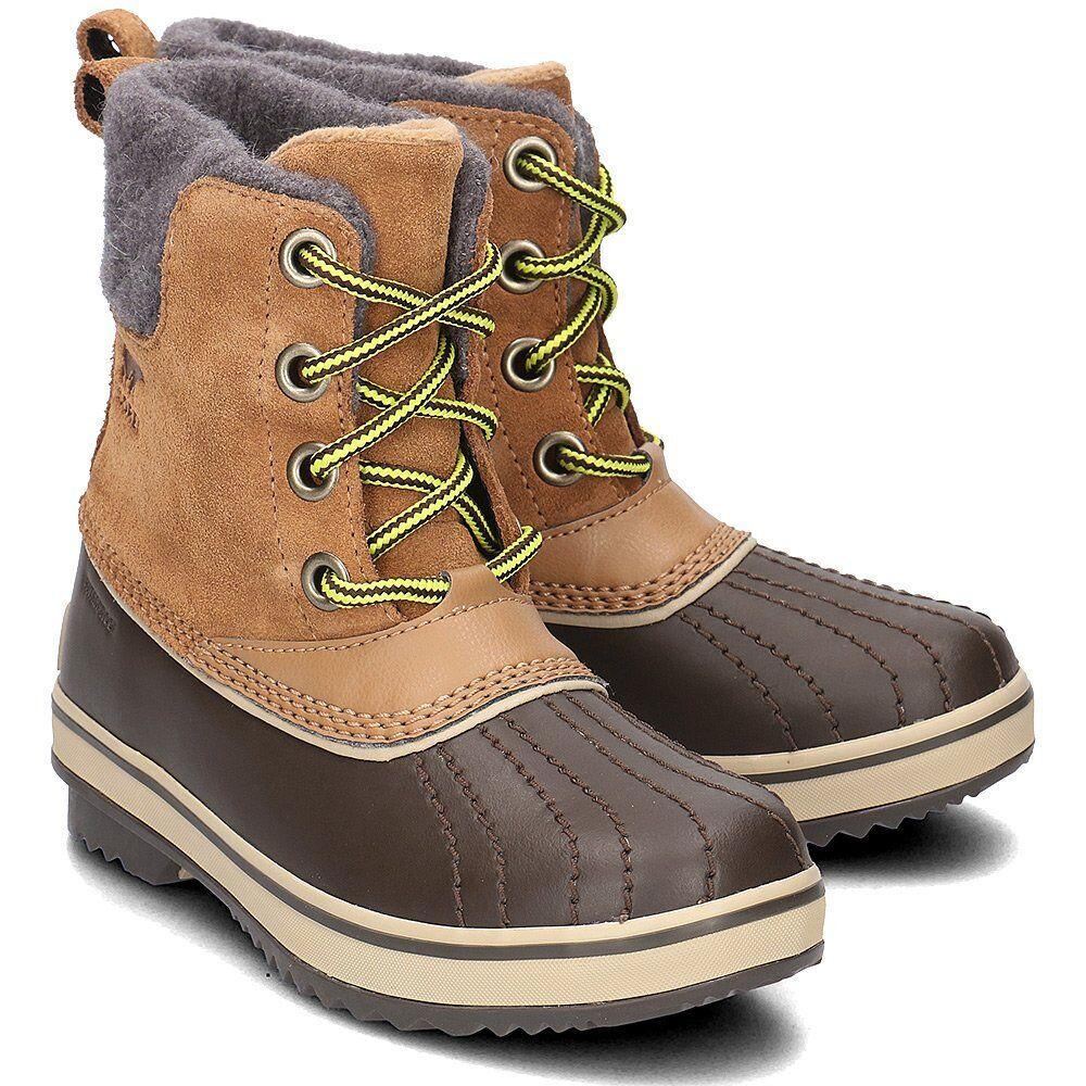 1bac484587 Sorel Slimpack II Lace - Śniegowce Dziecięce - NY2416-286