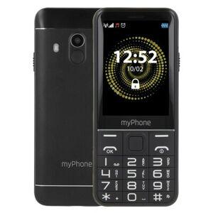 MYPHONE Telefon komórkowy MYPHONE Halo Q Czarny