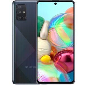 Samsung Smartfon SAMSUNG Galaxy A71 Czarny SM-A715FZKUXEO