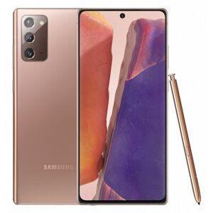 Samsung Smartfon SAMSUNG Galaxy Note 20 4G Miedziany SM-N980FZNGEUE