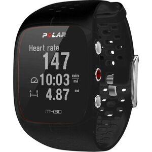 POLAR ELECTRO Zegarek sportowy GPS POLAR ELECTRO M430 Czarny