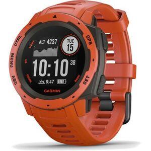 Garmin Zegarek GPS GARMIN Instinct Ognistoczerwony 010-02064-02