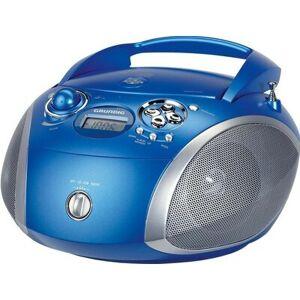 Grundig Radioodtwarzacz GRUNDIG RCD 1445 USB Niebiesko-srebrny