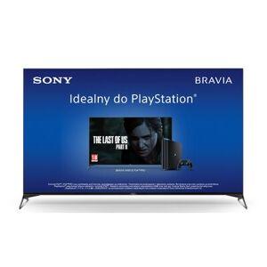 Sony Telewizor SONY KD-55XH9505. Klasa energetyczna B