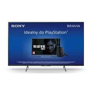 Sony Telewizor SONY KD-43XH8505. Klasa energetyczna B