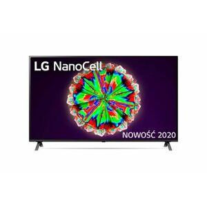 LG Telewizor LG 55NANO803NA. Klasa energetyczna A