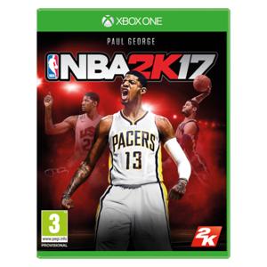 CENEGA Gra Xbox One NBA 2K17