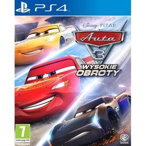 CENEGA Gra PS4 Auta 3: Wysokie obroty