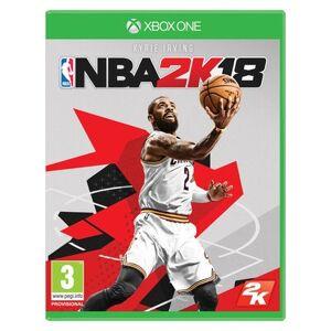 CENEGA Gra Xbox One NBA 2K18