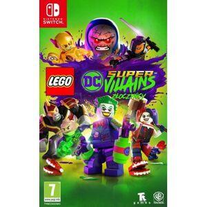 CENEGA Gra Nintendo Switch LEGO DC Super-Villains Złoczyńcy