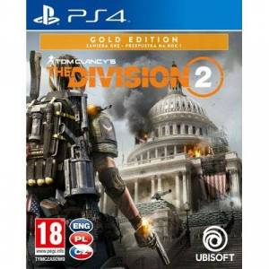 UBISOFT Gra PS4 Tom Clancy's The Division 2 Edycja Gold