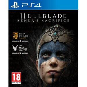 TECHLAND Gra PS4 Hellblade: Senua's Sacrifice