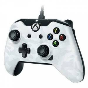 PDP Kontroler PDP Deluxe Camo White do Xbox One