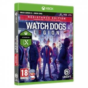 UBISOFT Gra Xbox One Watch Dogs Legion Resistance Edition