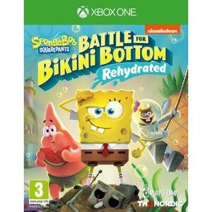 CENEGA Gra Xbox One Spongebob SquarePants: Battle for Bikini Bottom – Rehydrated