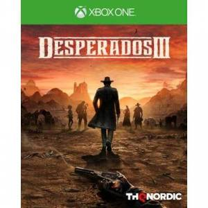 KOCH MEDIA Gra Xbox One Desperados III