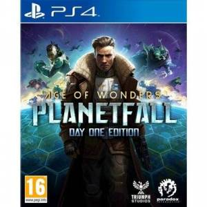 CDP.PL Gra PS4 Age of Wonders: Planetfall