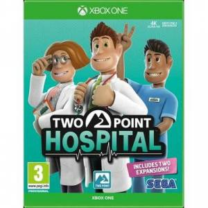 CENEGA Gra Xbox One Two Point Hospital