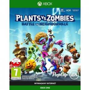 Electronic Arts Gra Xbox One Plants vs. Zombies: Battle for Neighborville