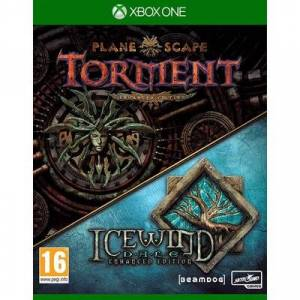 CDP.PL Gra Xbox One Planescape: Torment & Icewind Dale Enhanced Edition