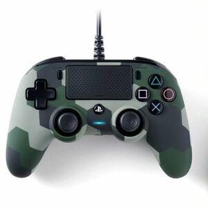 NACON Kontroler NACON Wired Compact Controller Camo Green do PS4