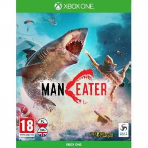 KOCH MEDIA Gra Xbox One Maneater Day One Edition