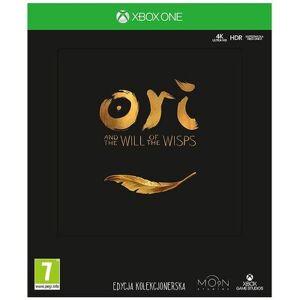 Microsoft Gra Xbox One Ori and the Will of the Wisps Edycja Kolekcjonerska