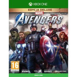 CENEGA Gra Xbox One Marvel's Avengers: Edycja Deluxe