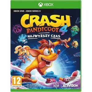 CENEGA Gra Xbox One Crash Bandicoot 4: Najwyższy czas