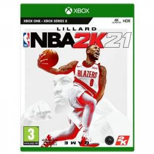 CENEGA Gra Xbox One NBA 2K21