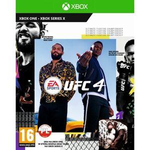 Electronic Arts Gra Xbox One UFC 4