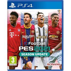 CENEGA Gra PS4 eFootball PES 2021 Season Update