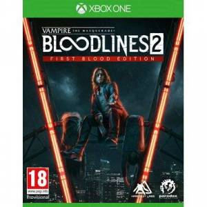 KOCH MEDIA Gra Xbox One Vampire: The Masquerade – Bloodlines 2: First Blood Edition