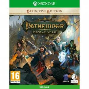 KOCH MEDIA Gra Xbox One Pathfinder: Kingmaker - Definitive Edition