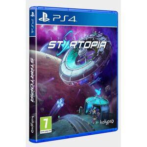 KOCH MEDIA Gra PS4 Spacebase Startopia