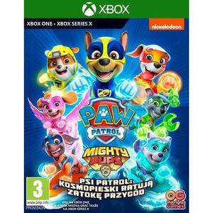 CENEGA Gra Xbox One Psi Patrol: Kosmopieski ratują Zatokę Przygód