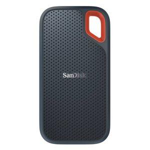 SanDisk Zewnętrzny dysk SSD SANDISK Extreme Portable 500GB SDSSDE60-500G-G25