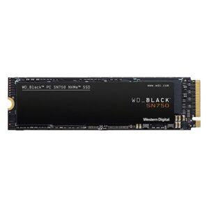 WD Dysk SSD WD Black SN750 500GB bez radiatora WDS500G3X0C