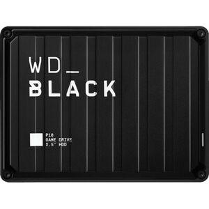 WD Dysk zewnętrzny WD Black P10 Game Driver 4TB Czarny WDBA3A0040BBK-WESN