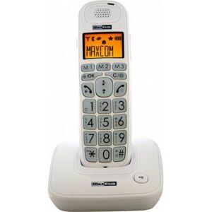 MAXCOM Telefon MAXCOM MC 6800 Biały