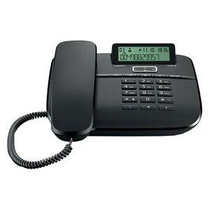 Siemens Telefon GIGASET DA610 Czarny