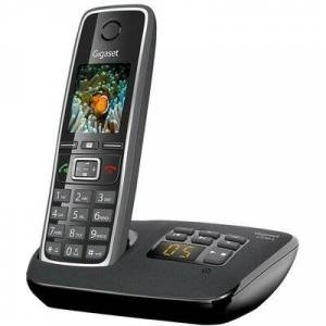 Siemens Telefon GIGASET C530A Czarny