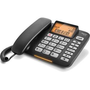 Siemens Telefon GIGASET DL580 Czarny
