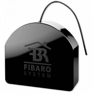 FIBARO Ściemniacz FIBARO Dimmer 2 FGD-212 Czarny