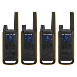 Motorola Radiotelefony MOTOROLA Talkabout T82 Extreme Quad Pack