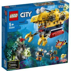 Lego Klocki LEGO City - Łódź podwodna badaczy oceanu 60264