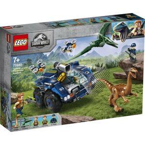 Lego Klocki LEGO Jurassic World - Gallimim i pteranodon: ucieczka 75940