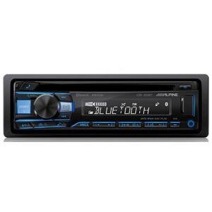 Alpine Radioodtwarzacz samochodowy ALPINE  CDE-203BT