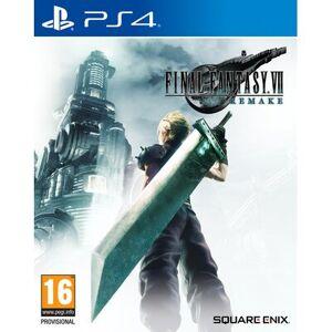 CENEGA Gra PS4 Final Fantasy VII Remake